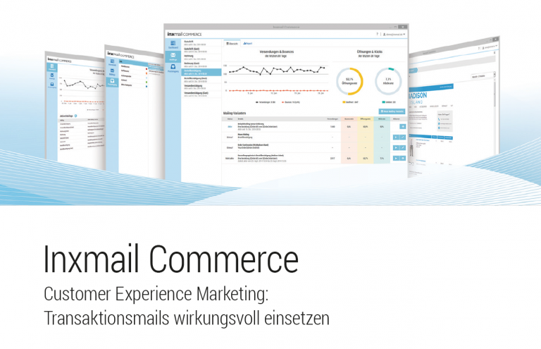 Inxmail Commerce: Customer Experience Marketing